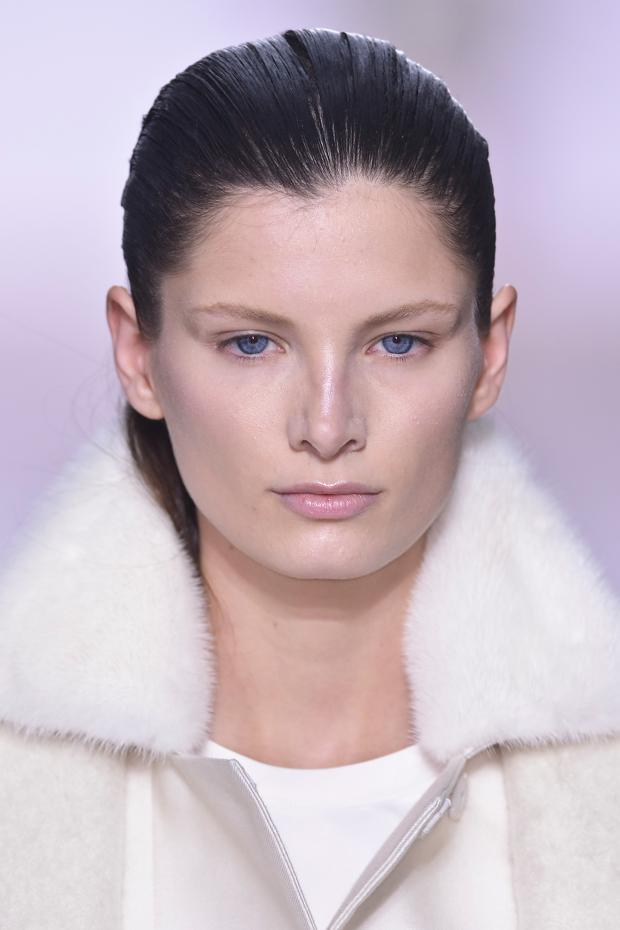 Giambattista Valli's A/W 2013 Wet Hair Look