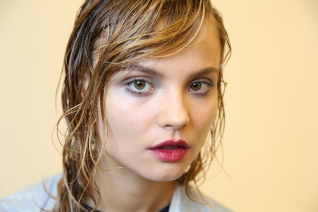 Prada's A/W 2013 Beauty Look