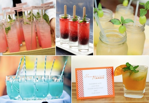 Signature-Cocktails