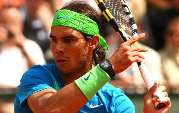 Nadal and the $500 000 timepiece