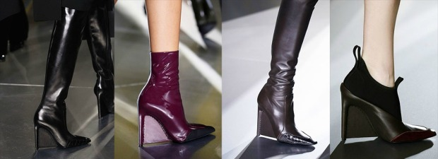 Balenciaga A/W 2014 wedges... YES PLEASE.