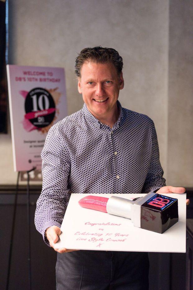 Happy 10th anniversary, Designer Brands!